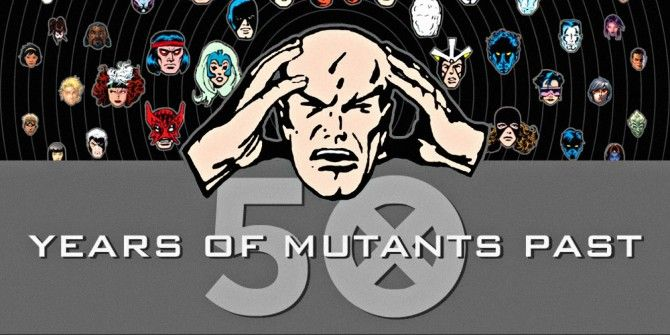 50 Years of X-Men Mutant Characters