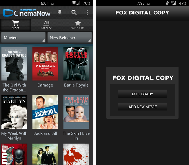 CinemaNow-Fox-Accessed