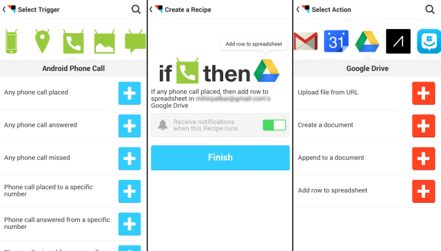 IFTTT-For-Android-Phone-Logs-SMS-Google-Drive-Backup-Phone