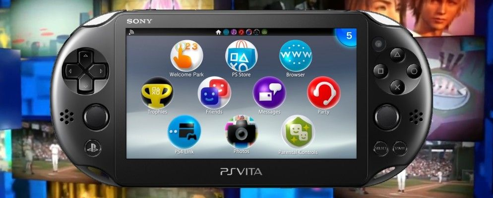 Sony Is Killing the PlayStation Vita in 2019