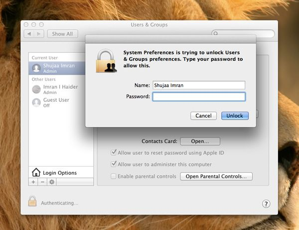 Reset-OSX-Password-Authenticate