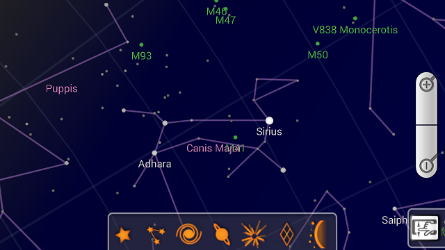 Best Star Map App For Android | europeancytokinesociety