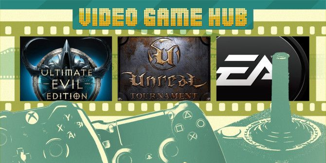 EA Games Going Offline, New Unreal Tournament, Diablo 3 Next Gen [Video Game Hub]