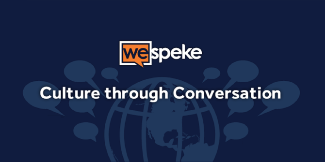 Learn A Language By Talking With Real People Using WeSpeke