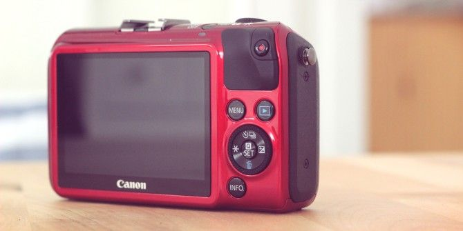 Canon EOS M Mirrorless Camera Review and Giveaway