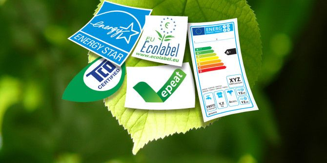 5 Eco Labels For Electronics You Should Know