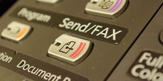No Fax Machine? No Problem — Easily Sign And Send Faxes From Your Computer