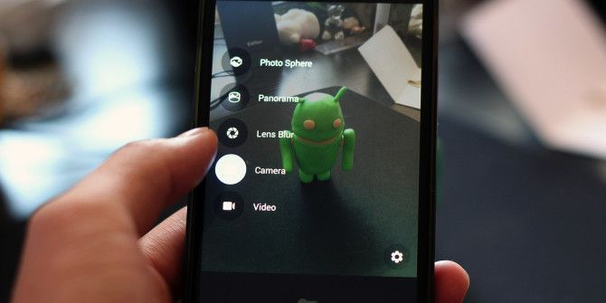 Google Camera: The Official Vision for An Android Camera App