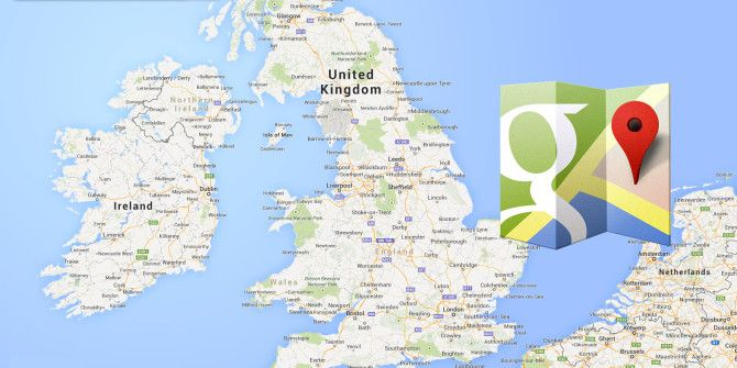 Google Maps Gets Injected With A Massive Dose Of UK Transport Data & Other Vital Stats