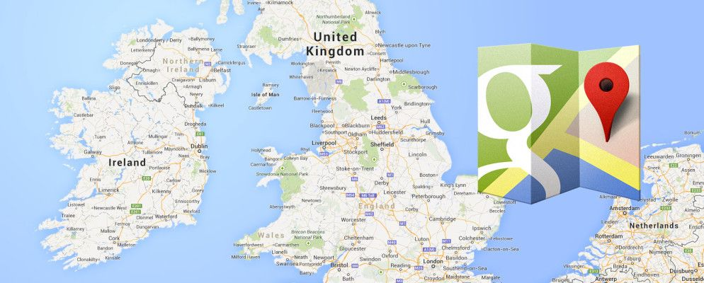Google Maps Gets Injected With A Massive Dose Of Uk Transport Data