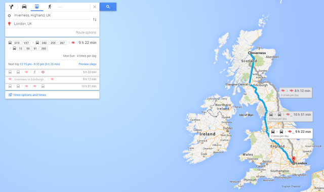 Google Maps Gets Injected With A Massive Dose Of UK Transport Data & Other Vital Stats googlemaps