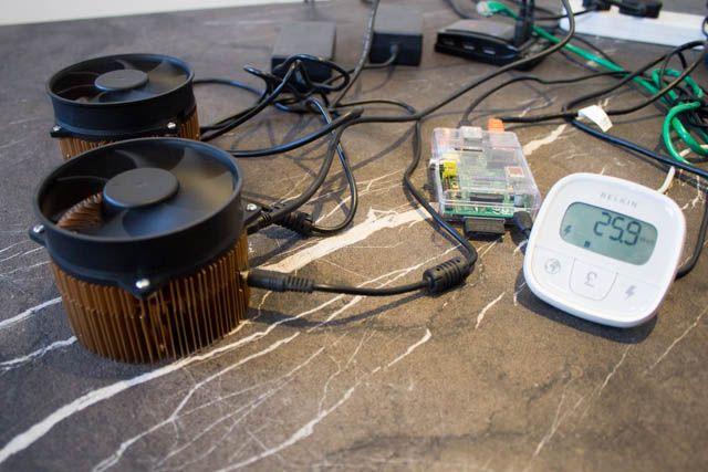 gridseed asic total power
