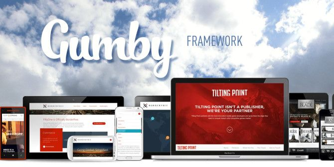Gumby: A Web Framework That Deserves More Love