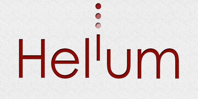 Helium Publishing Closing Doors: Back Up Your Data Now