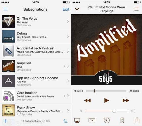 iOS Apps on Sale for 31 May: Rock Out With Rockmate For Free instacast