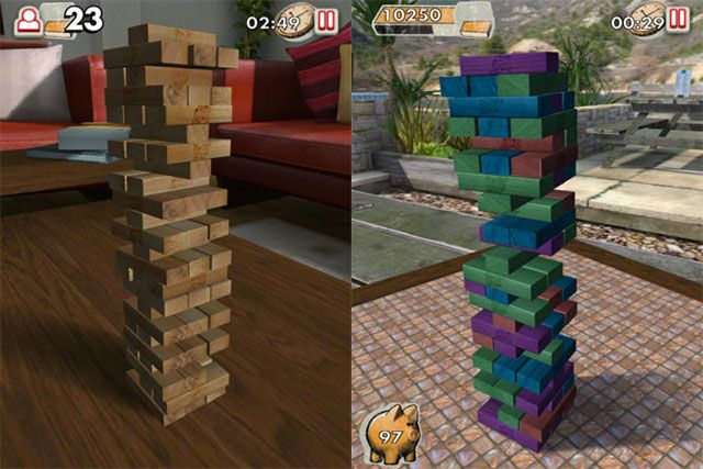 iOS Apps on Sale for May 3: Notability & Jenga Go Free jenga