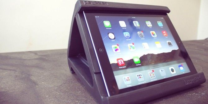 LazePad iPad Holder Review and Giveaway