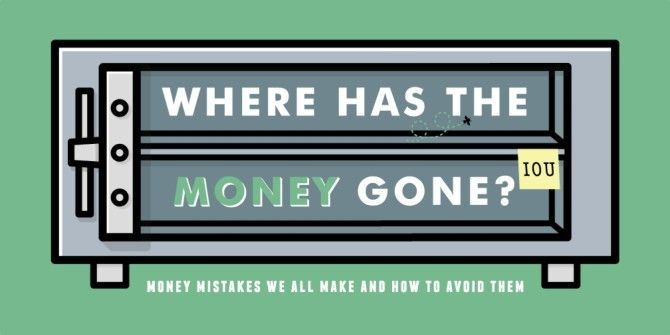 Where Did All The Money Go?