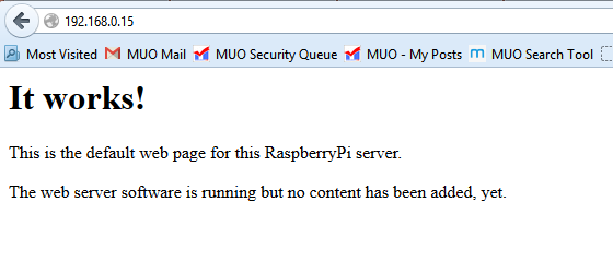 5 Ways to Avoid Censorship & Reach Your Audience with Technology muo raspberrypi webserver hello