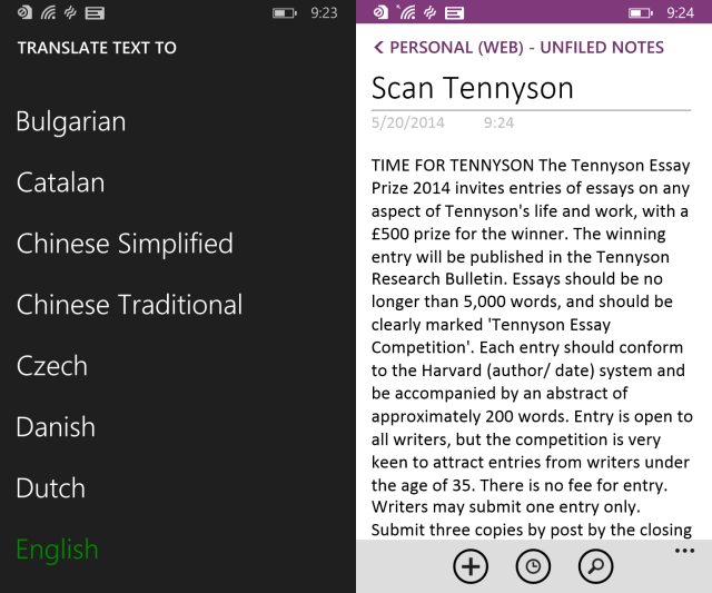muo-wp8-digitiselife-receipts-scan-onenote