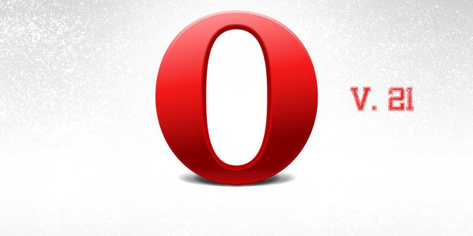 Opera 21 Launches For Windows and Mac With Huge Speed Improvements