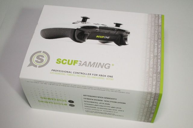 SCUF One Elite Xbox One Controller Review and Giveaway scuf one elite scufgaming xbox one controller review 1