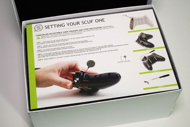SCUF One Elite Xbox One Controller Review and Giveaway scuf one elite scufgaming xbox one controller review 2