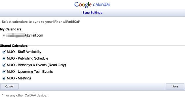 Google Calendar Won't Sync With iOS? Try These Fixes sharedcalendars
