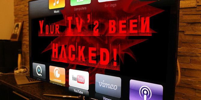 Smart TVs Are a Growing Security Risk: How Do You Deal With This?