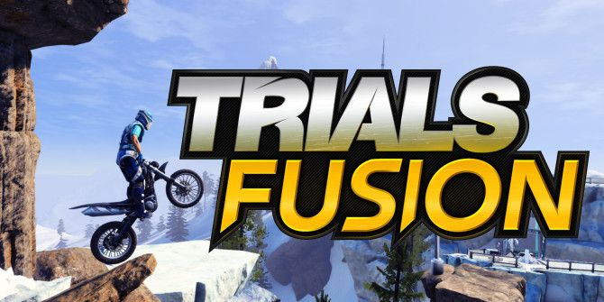 Trials Fusion Review And Let's Play: Flipping, Tricking, and Raging