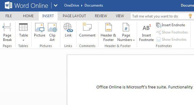 office online 365
