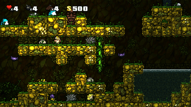video-game-blog-spelunky