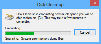 win-diskcleanup