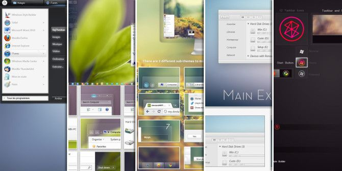 Get A Windows 7 Makeover With These Awesome Themes