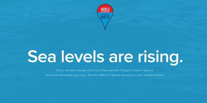 Your Home Under Water – Google Street View Mod Hits Us With Global Warming Message