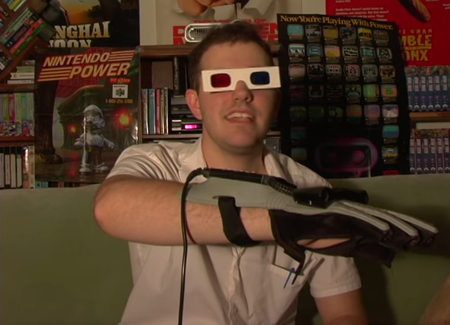 AVGN Power Glove