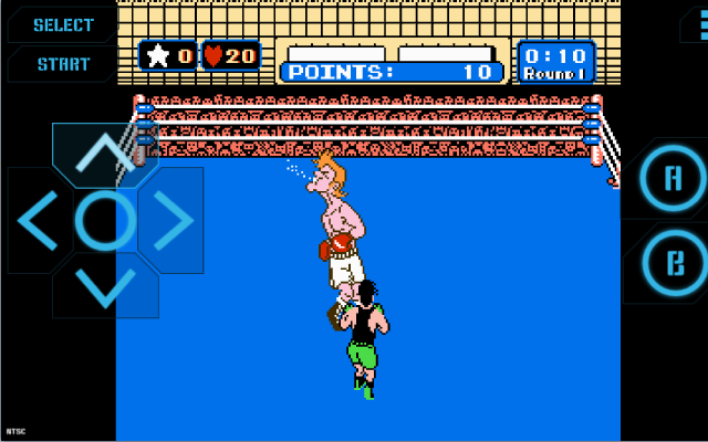 Punch Out Gameplay