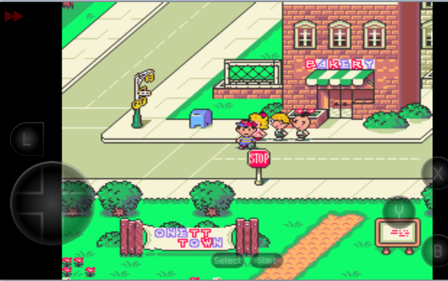 Earthbound Shot