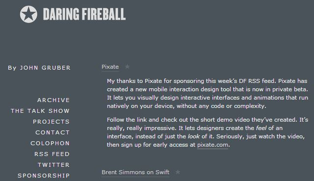Best-Places-for-Apple-News-Daring-Fireball