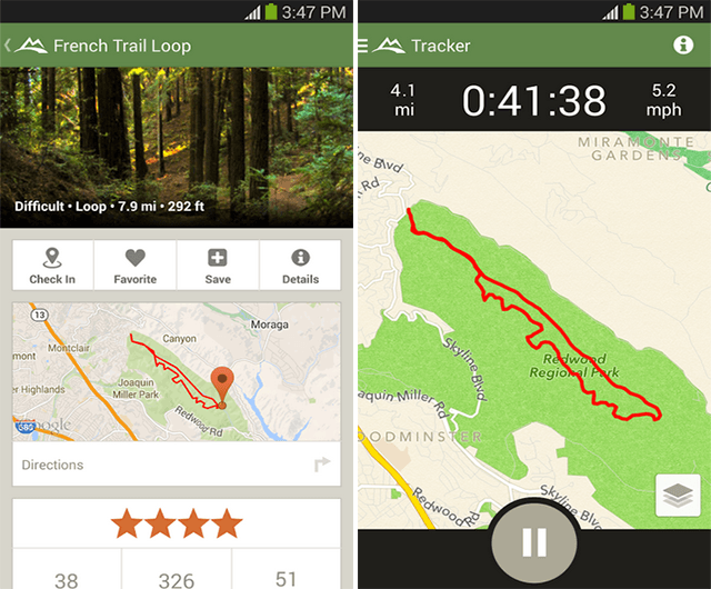 android-hiking-alltrails