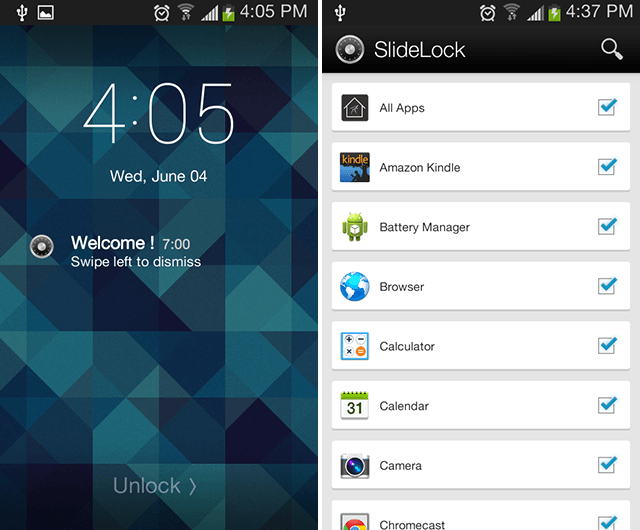 android-lockscreen-slidelock