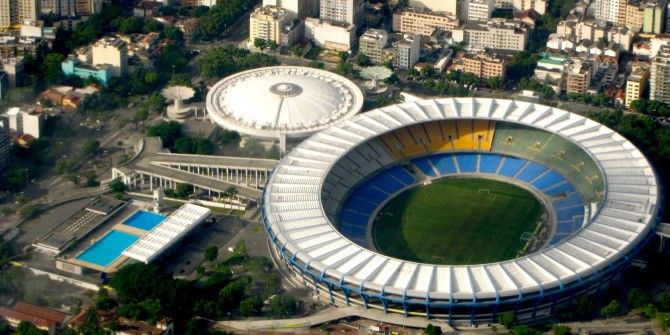 Enjoy The Soccer World Cup On Google Street View's Brazil Journey