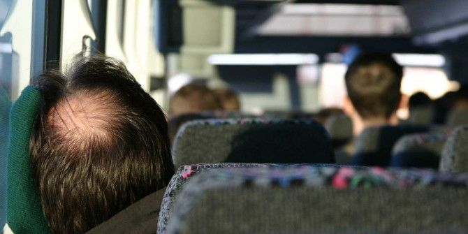 Sleepy On The Bus? Google Now  Wakes You At Your Stop With An Alarm