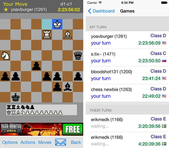 10 Awesome Cross-Platform Mobile Multiplayer Games You Need To Play chess