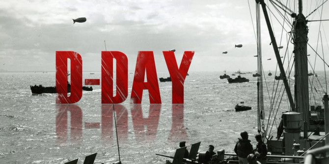 Google Remembers 70th D-Day Anniversary With Grand Online Exhibit