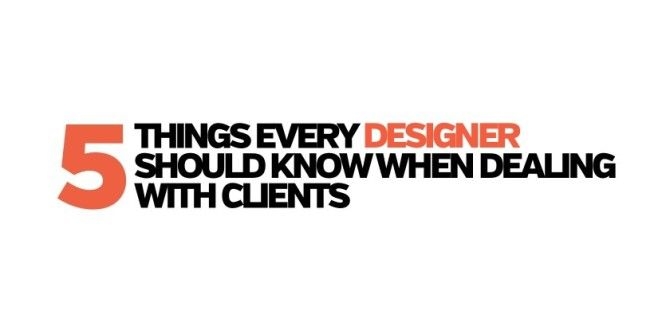 5 Rules Every Freelance Designer Should Live By