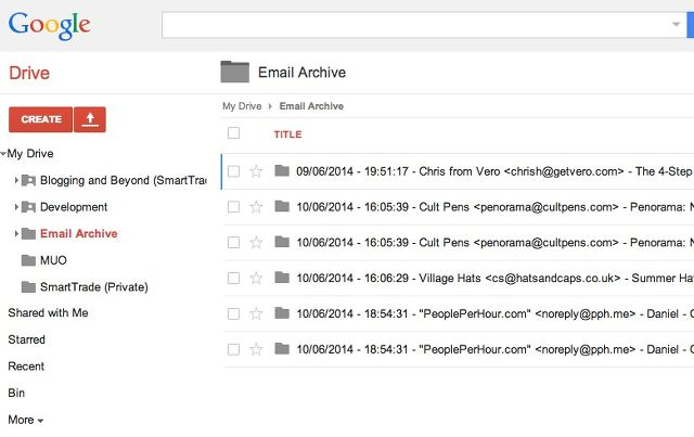 email-archive-google-drive