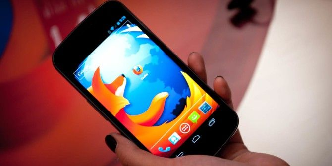 How To Run Firefox OS Apps In Your Android Browser