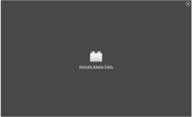 Firefox Activate Adobe Flash