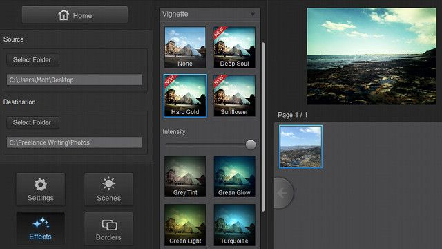 5 desktop apps to give an instagram like effect to your photos fotor ccuart Image collections